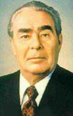 Леонид Брежнев биография