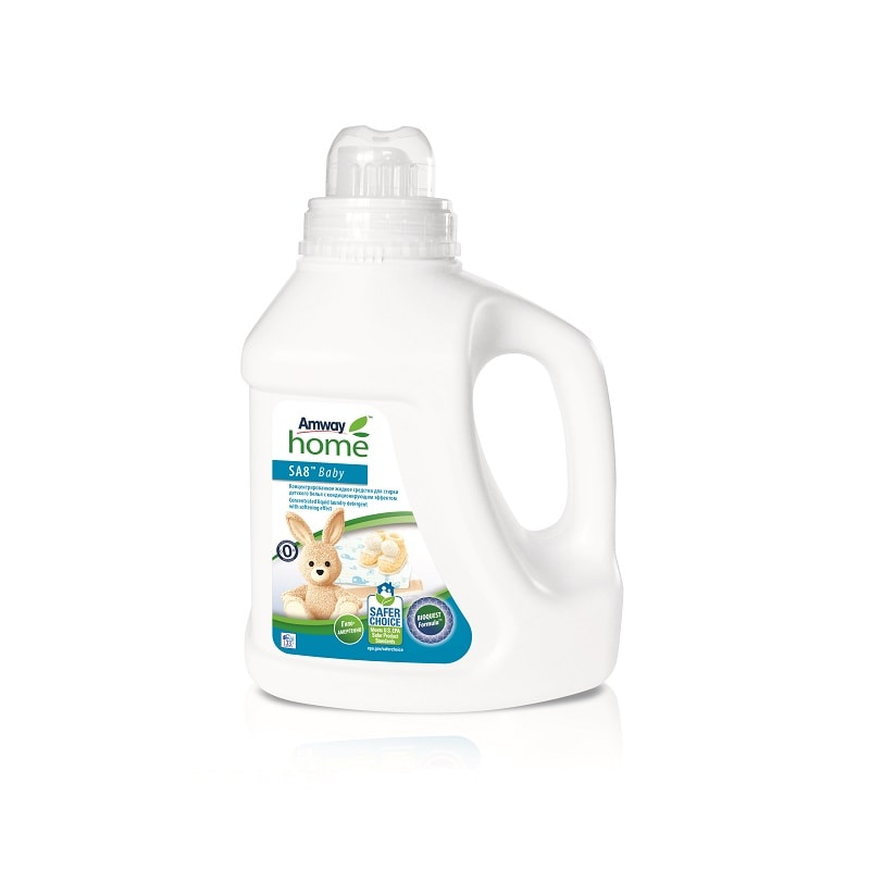 Концентрированное жидкое средство для стирки детского белья Baby SA8™