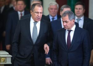 МИД РФ напомнил Вашингтону: Кто не слушает Лаврова, будет слушать Шойгу