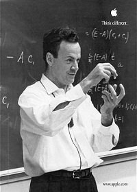 Биография Ричард Филлипс Фейнман