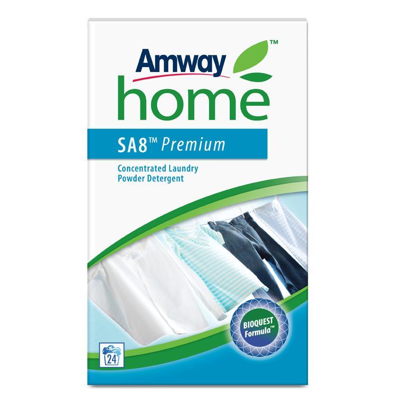 Концентрированный стиральный порошок SA8™ Premium, 1 кг