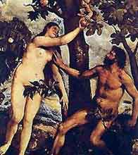 Адам — из Библии, муж Евы