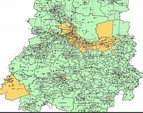 Карта COVID-заболеваемости дополнена в Нижегородской области
