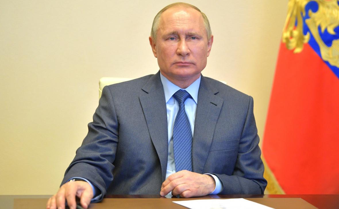 Путин: пик распространения коронавируса еще впереди