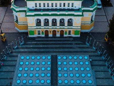 Съемки фильма «Пара из будущего» проходят в Нижнем Новгороде