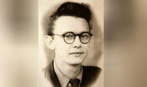 Леонид Гайдай в молодости